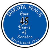 Dakota Fence Established in 1972