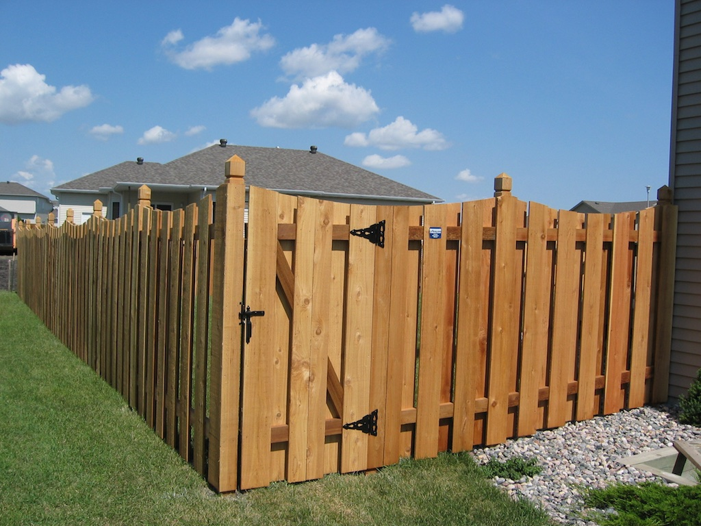 Decorative Fence Photos