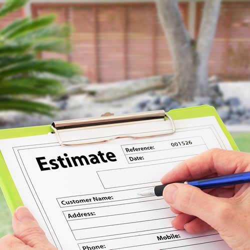 Residential Project Estimator