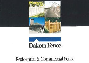 Dakota Fence Brochure